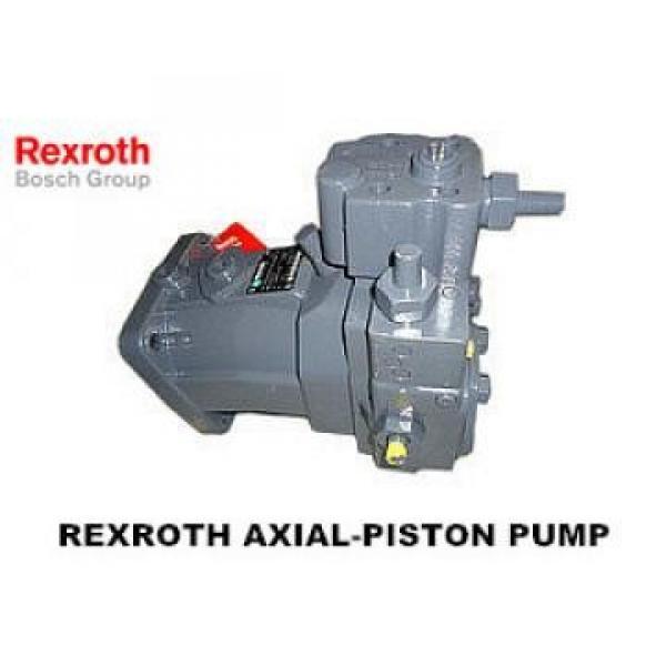 R909611255 A7VO80LRH1/61R-PZB01-S Rexroth Axial Piston Pump #2 image