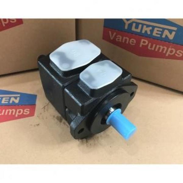 PV2R34-76-136-FREAA YUKEN Double Vane Pump #1 image