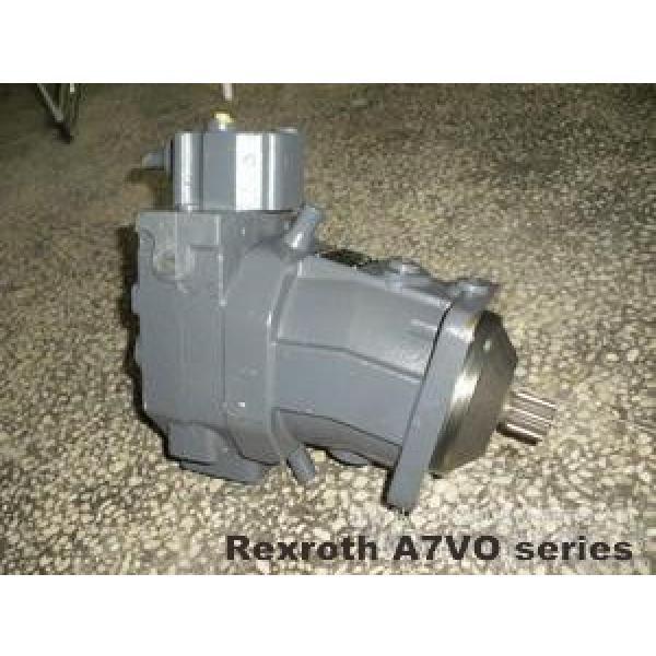 R909611255 A7VO80LRH1/61R-PZB01-S Rexroth Axial Piston Pump #1 image